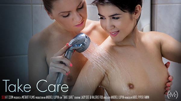 "Lady Dee & Valerie Fox ""Take Care"""