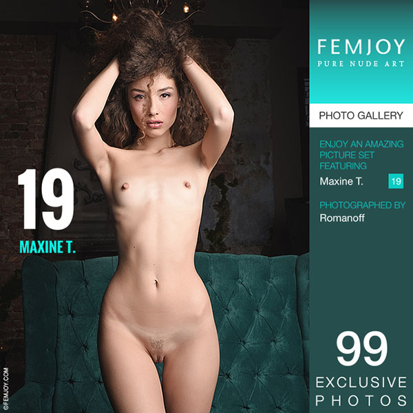 """Maxine T """"19"""""""