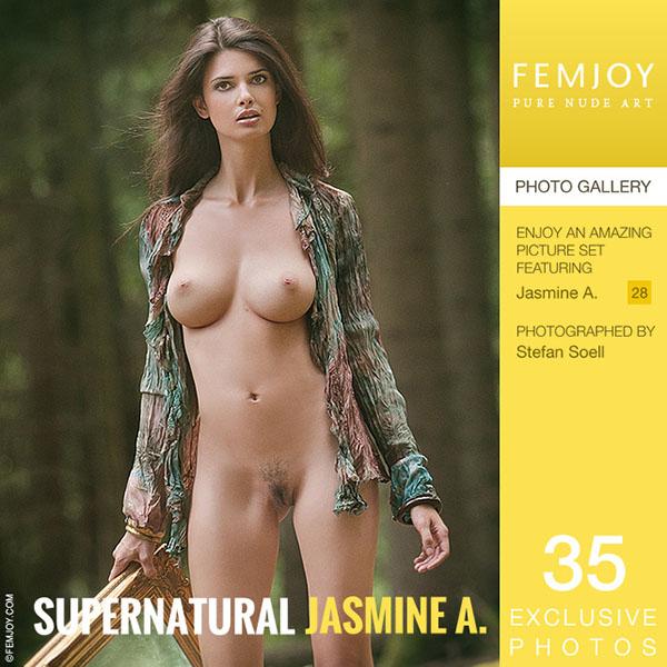 "Jasmine A ""Supernatural"""