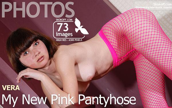 "Vera ""My New Pink Pantyhose"""