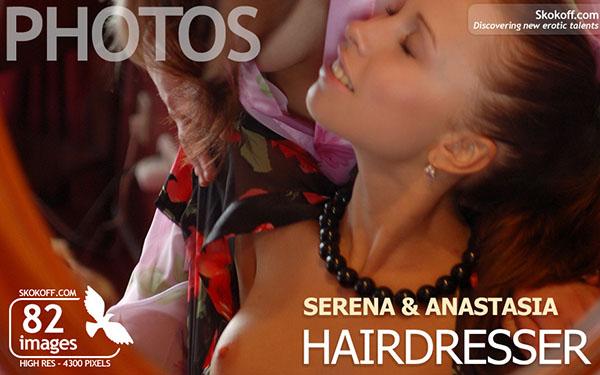 """Serena & Anastasia """"Hairdresser"""""""