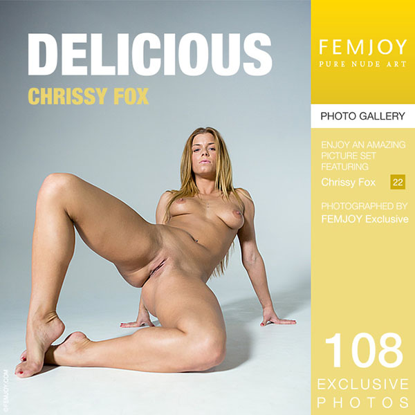 "Chrissy Fox ""Delicious"""