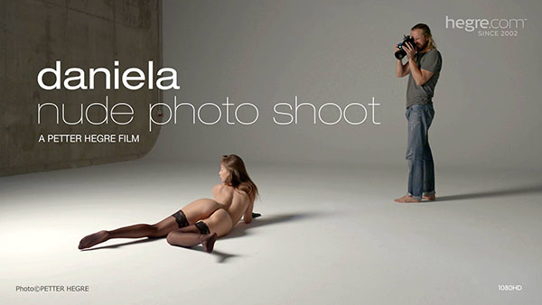 "Daniela ""Nude Photo Shoot"""