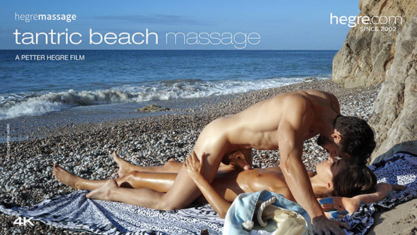 "Charlotta ""Tantric Beach Massage"""