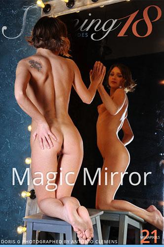 """Doris G """"Magic Mirror"""""""