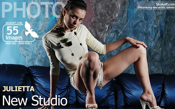 """Julietta """"New Studio"""""""