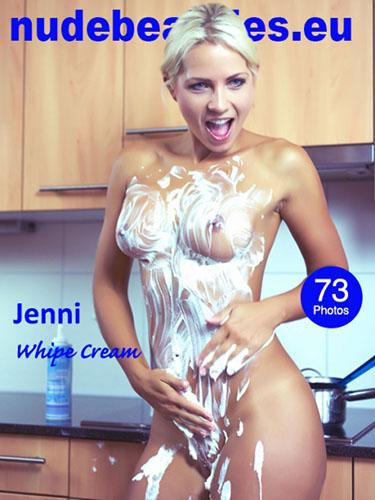 "Jenni ""Whipe Cream"""