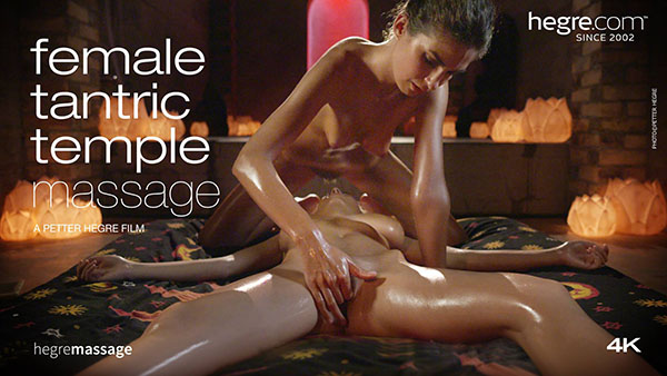 "Charlotta & Adriana ""Female Tantric Temple Massage"""