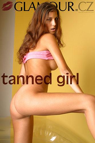 """Katka """"Tanned Girl"""""""