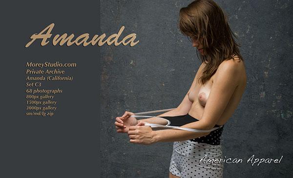 Amanda Photo Set C3