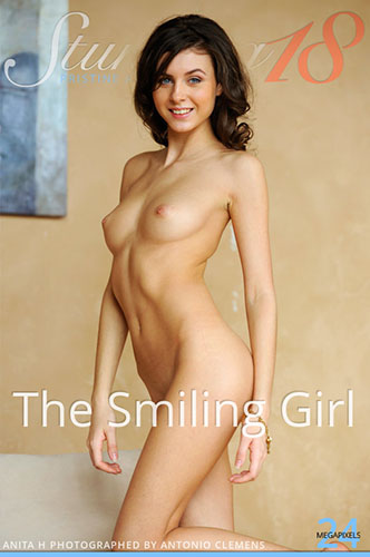 "Anita H ""The Smiling Girl"""