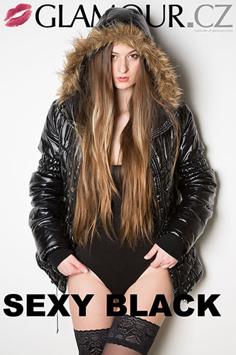 "Monika ""Sexy Black"""