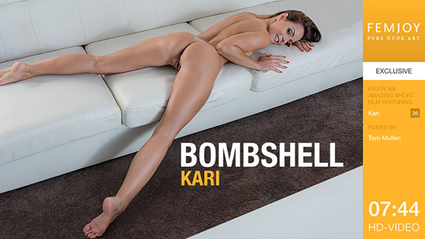 "Kari ""Bombshell"""