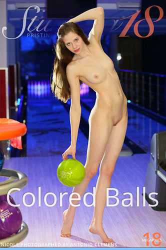 """Nicole """"Colored Balls"""""""