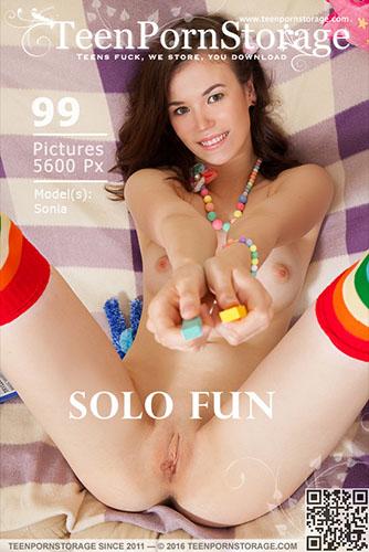 """Sonia """"Solo Fun"""""""