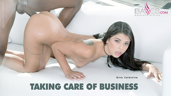 """Gina Valentina """"Taking Care Of Business"""""""