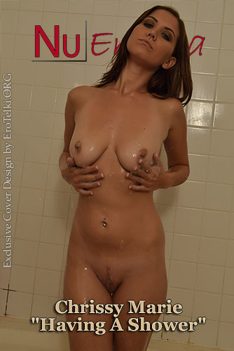 "Chrissy Marie ""Having A Shower"""