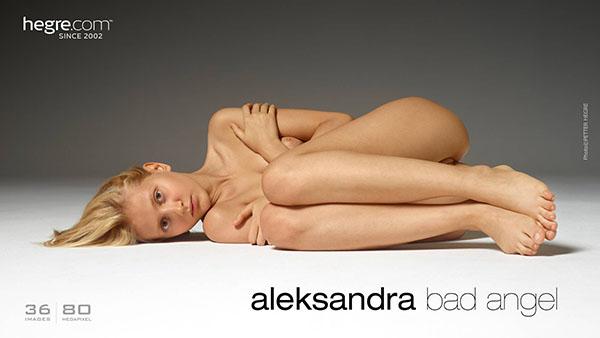 """Aleksandra """"Bad Angel"""""""