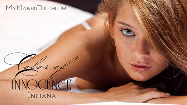 """Indiana """"Color Of Innocence"""""""