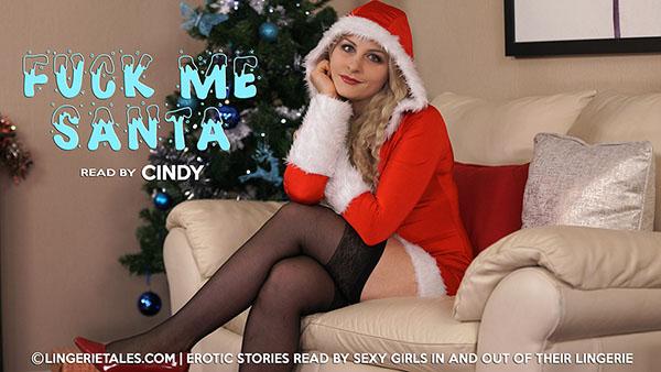 "Cindy ""Fuck Me Santa"""