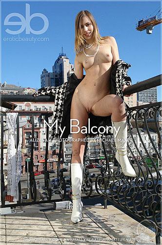 """Alizeya A """"My Balcony"""""""