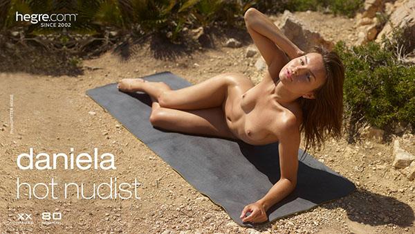 "Daniela ""Hot Nudist"""