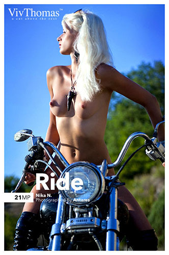 """Nika N """"Ride"""""""