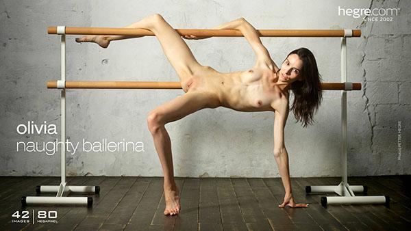 """Olivia """"Naughty Ballerina"""""""