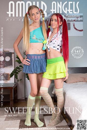 """Ariel & Ivanka """"Sweet Lesbo Fun"""""""