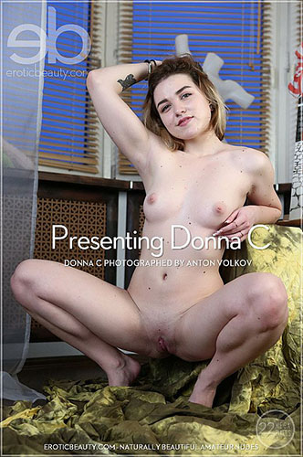 "Donna C ""Presenting"""