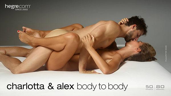 """Charlotta & Alex """"Body to Body"""""""