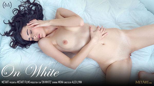 """Mona """"On White"""""""