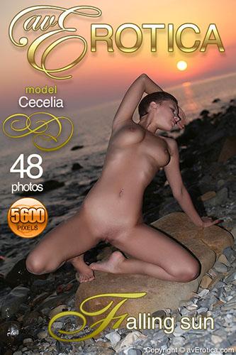 """Cecelia """"Falling Sun"""""""