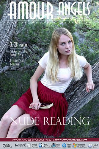 "Maria ""Nude Reading"""
