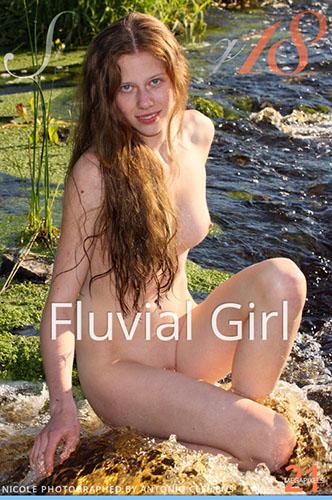 """Nicole """"Fluvial Girl"""""""