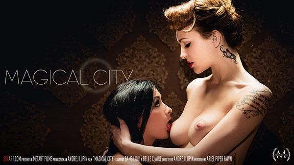 "Bambi Joli & Belle Claire ""Magical City"""