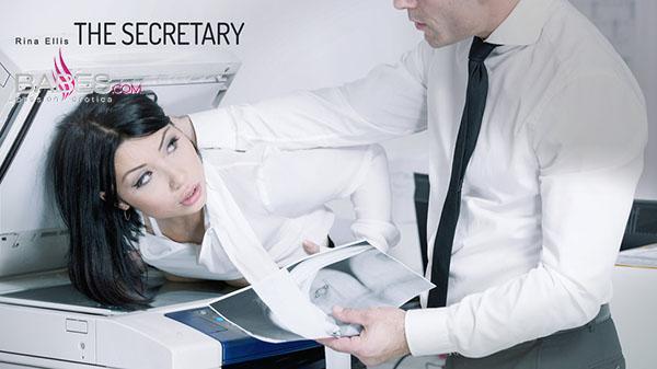 "Rina Ellis ""The Secretary"""