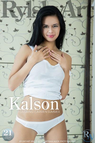 """Carmen Summer """"Kalson"""""""