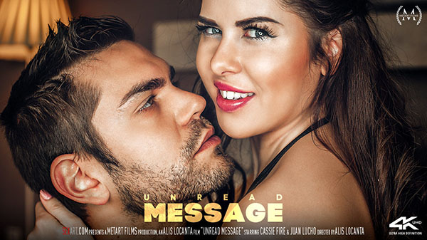 "Cassie Fire & Juan Lucho ""Unread Message"""