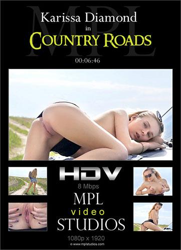 "Karissa Diamond ""Country Roads"""