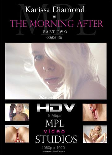 """Karissa Diamond """"The Morning After II"""""""