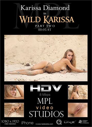 """Karissa Diamond """"Wild Karssa II"""""""