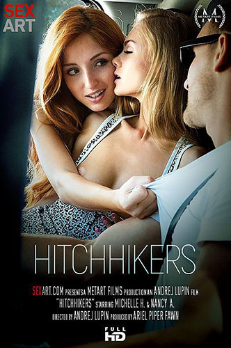 """Nancy A & Michelle H """"Hitchhikers"""""""