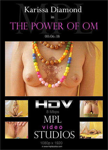 "Karissa Diamond ""The Power of Om"""