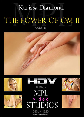"Karissa Diamond ""The Power of Om II"""
