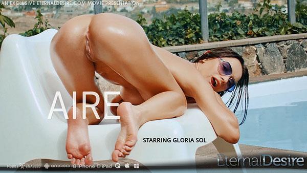 """Gloria Sol """"Aire"""""""