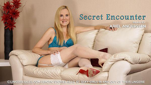 "Ariel Anderssen ""Secret Encounter"""