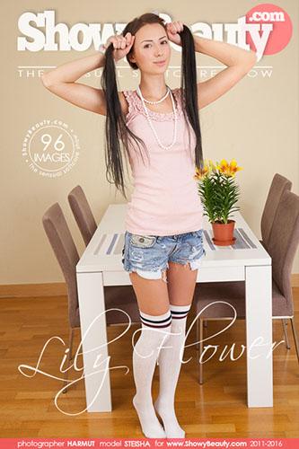 "Steisha ""Lily Flower"""