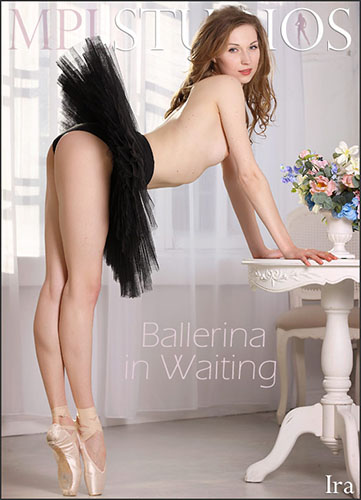"Ira ""Ballerina In Waiting"" by Henry Sharpe"