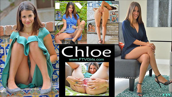 "Chloe ""Enjoying Her New Sexual Limits"""